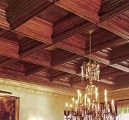 Cima del Mundo – Dining – Ceiling