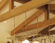 Cima del Mundo – Kitchen – Ceiling