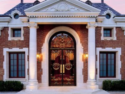 Chateau V – Entry