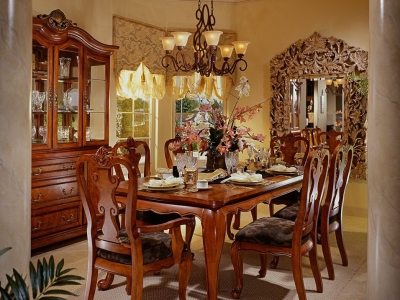 Staging – Dining