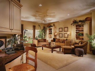 Staging – Familyroom