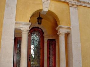 Villa di Toscana – Front Entry