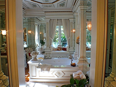 Villa Zeffiro – Tub Room