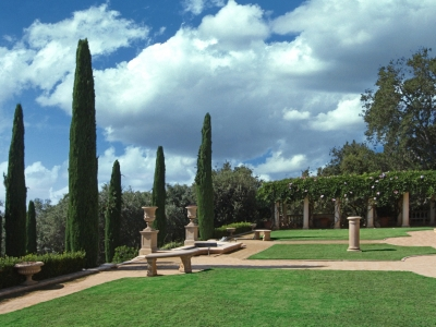 Villa Zeffiro – Lawn Terrace