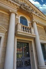 Villa Zeffiro – Front Entry