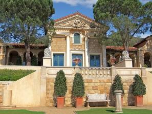 Villa Zeffiro – South Elevation
