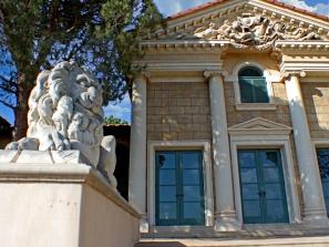 Villa Zeffiro – Rear Façade