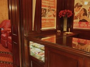 Villa Zeffiro – Theatre Lobby