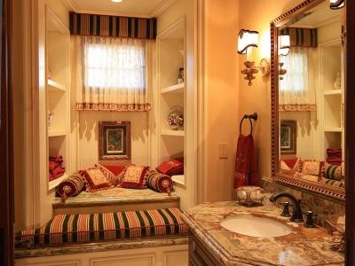 Villa Zeffiro – Upper Bath