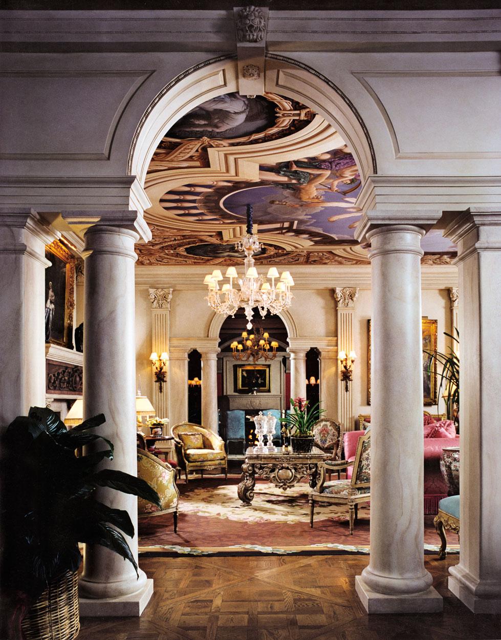Villa Zeffiro Bryant Design Studio